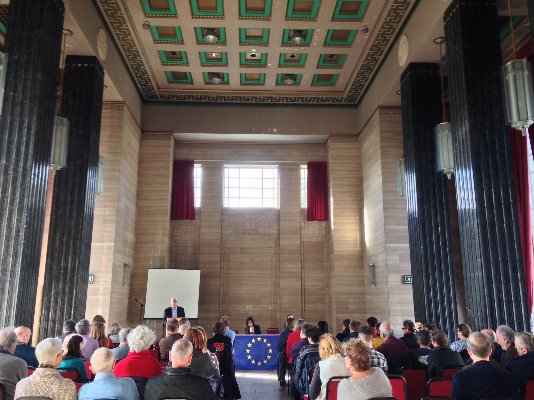 Wales For Europe's first public meeting!