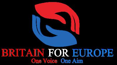 Britain For Europe Logo