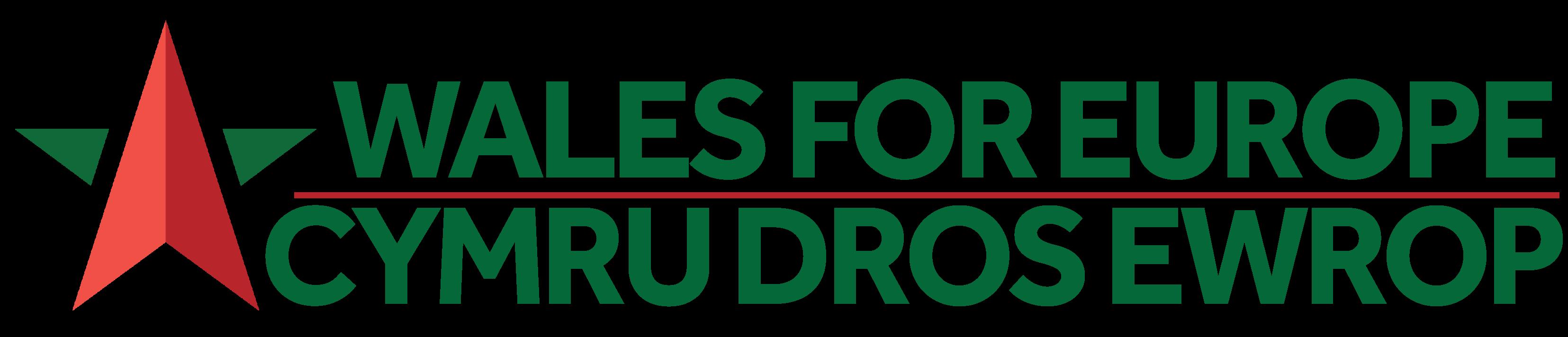 Wales For Europe • Cymru Dros Ewrop